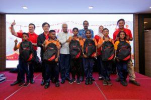 1_Sunway, Perak EXCO, students