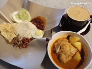 2 Oldtown White Coffee