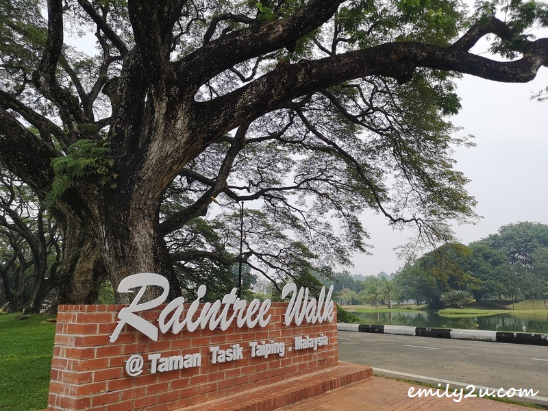 Taiping Raintree Walk