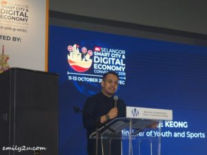Selangor Smart City & Digital Economy Convention 2019
