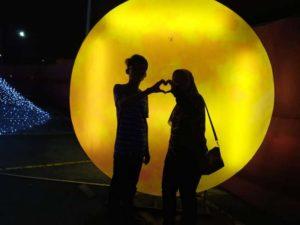 5 Aladdin International LED Lights Festival