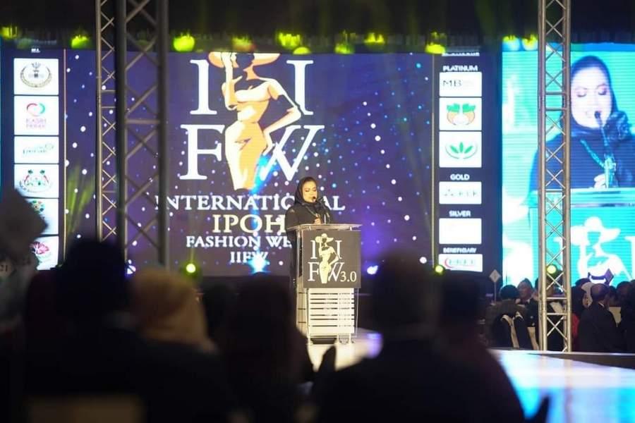 6. speech by IIFW™ Patron-cum-Adviser YABhg. Datin Seri Dr Nomee Ashikin