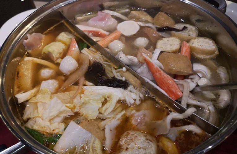 Introducing the Savoury Saranghae Kimchi Steamboat