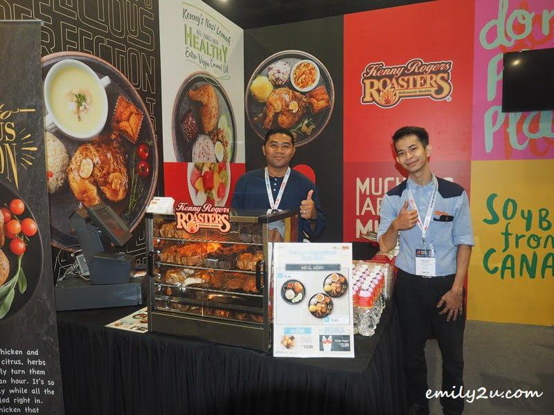 Rogers Roasters, under Berjaya Food Berhad