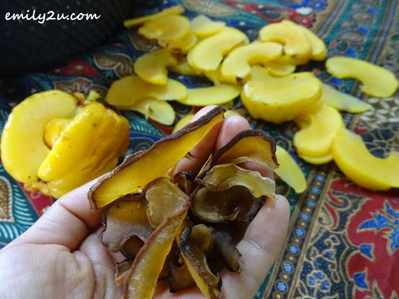 assam (tamarind) slices
