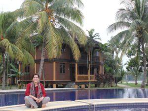 Jaleh at Pasir Salak Eco Resort
