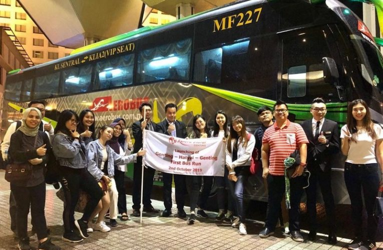 Resorts World Genting Launches New Bus Route To & From Hat Yai, Thailand