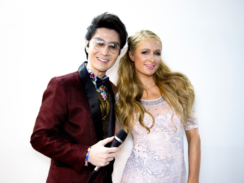 interview with Paris Hilton