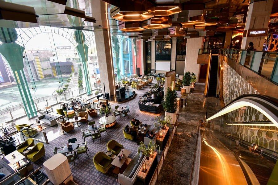 Park Avenue Lounge