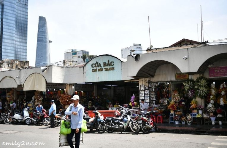Ho Chi Minh City Attraction: Ben Thanh Market