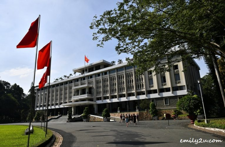Ho Chi Minh City Attraction: Independence Palace / Reunification Hall