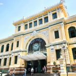 Ho Chi Minh City Attraction: Saigon Central Post Office