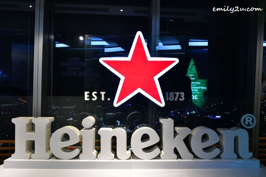The World of Heineken @ Ho Chi Minh City, Vietnam