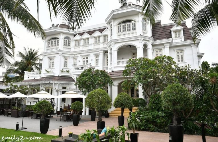 A Luxurious Riverside Urban Resort Like No Other: Villa Sông Saigon