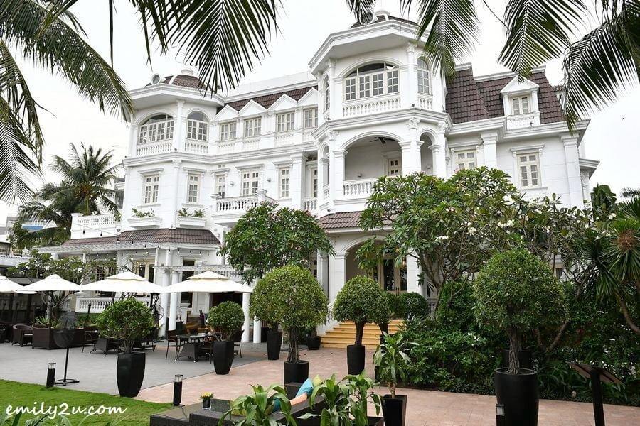 Villa Sông Saigon in Ho Chi Minh City, Vietnam