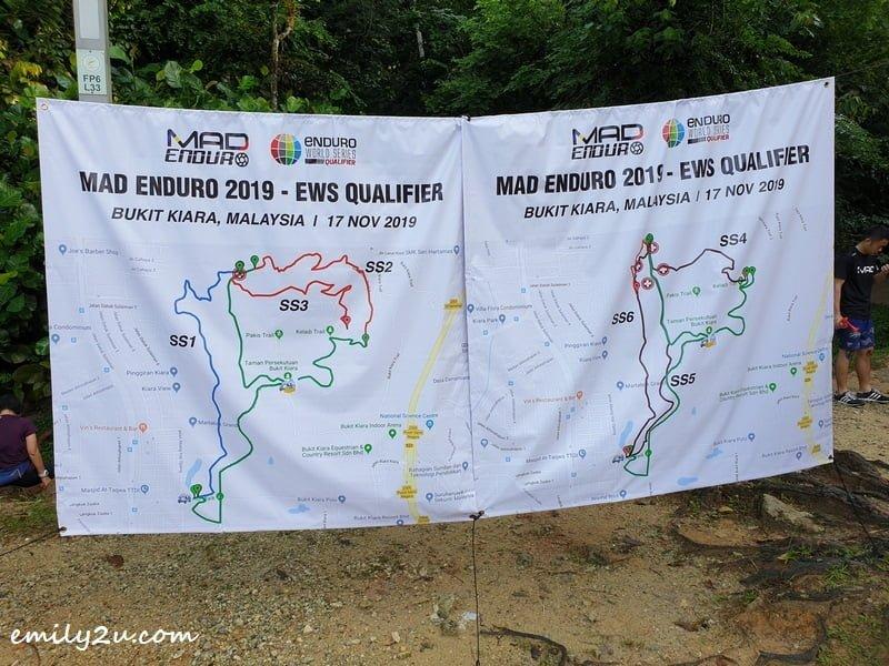 1. race route