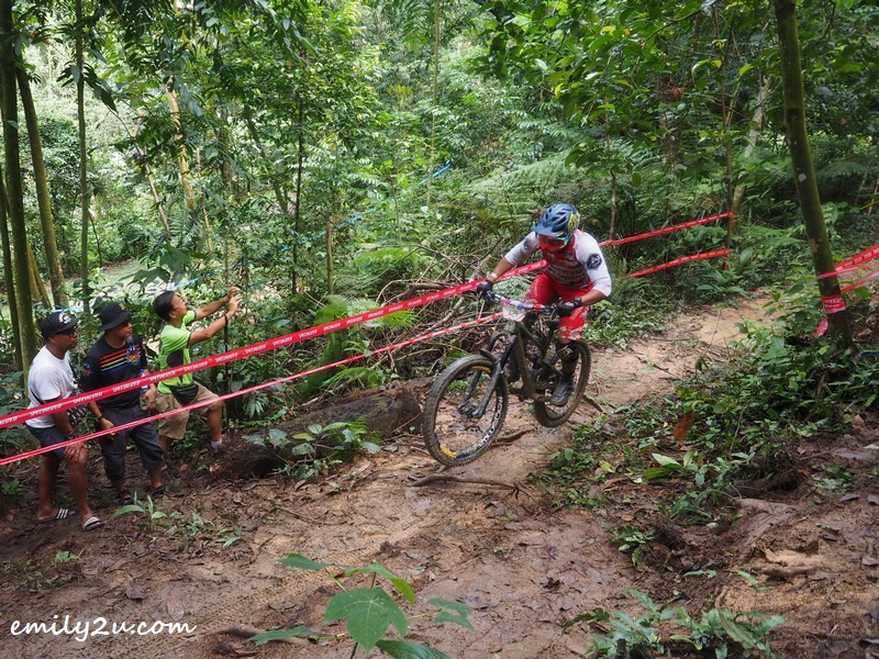 14. at 250m+ above sea-level at its highest peak, this event features rocky sections, roots, steep sections & flowy high-speed sections