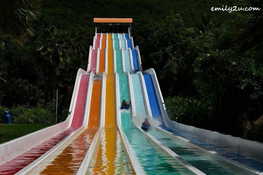 Vinpearl Land Nha Trang water slides