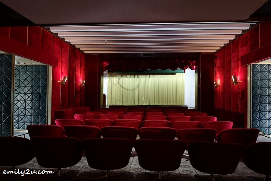 private theatre