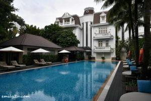 29 Villa Song Saigon