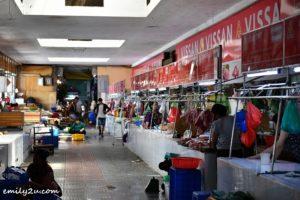 3 Ben Thanh Market Saigon Vietnam