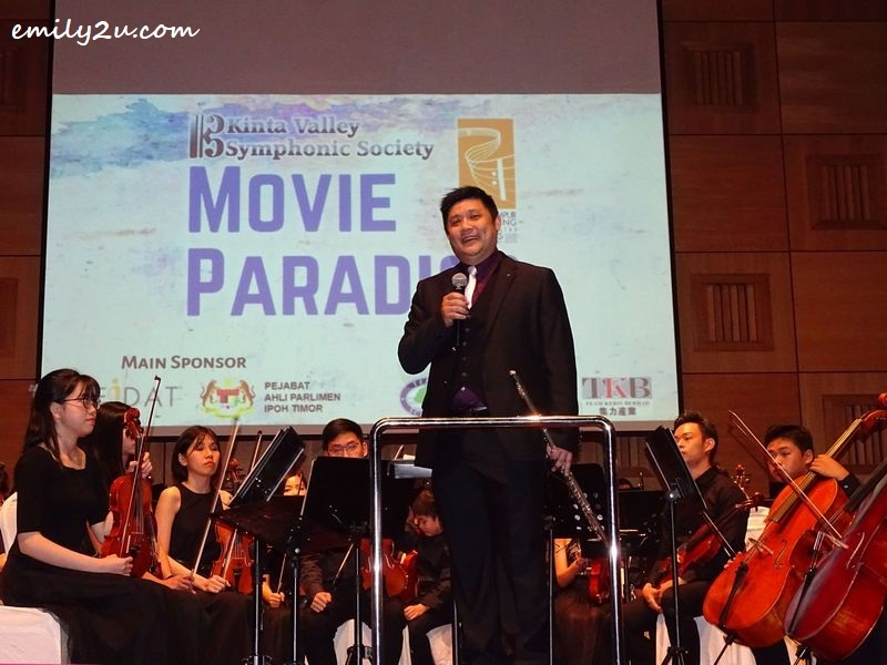 Conductor Norman Ong