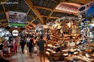 4 Ben Thanh Market Saigon Vietnam