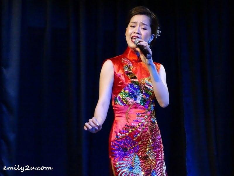 Chan Ai Chia is Malaysia's very own 'Teresa Teng'