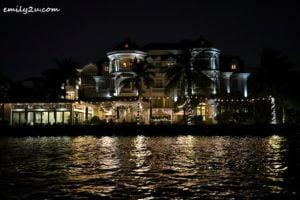 48 Villa Song Saigon