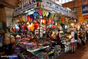 5 Ben Thanh Market Saigon Vietnam