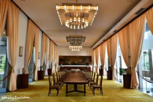 5 Independence Palace Ho Chi Minh City Vietnam