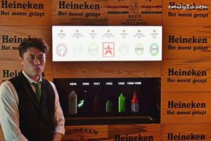 5 The World of Heineken Ho Chi Minh City