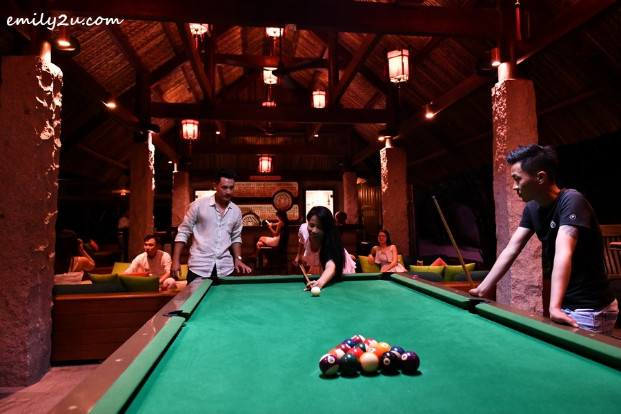 snooker time