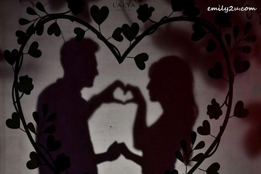 romantic night