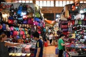 6 Ben Thanh Market Saigon Vietnam
