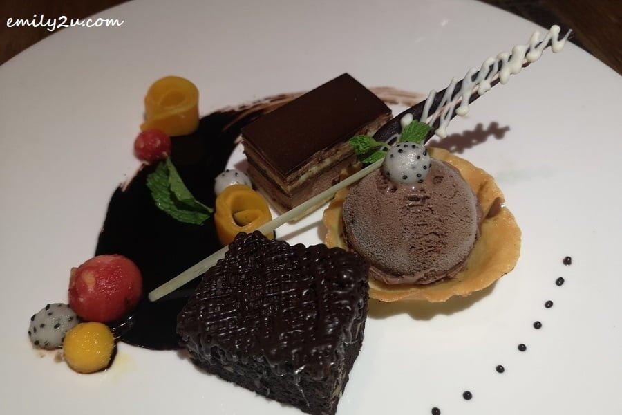 Homemade Chocolate Delight