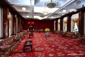 7 Independence Palace Ho Chi Minh City Vietnam