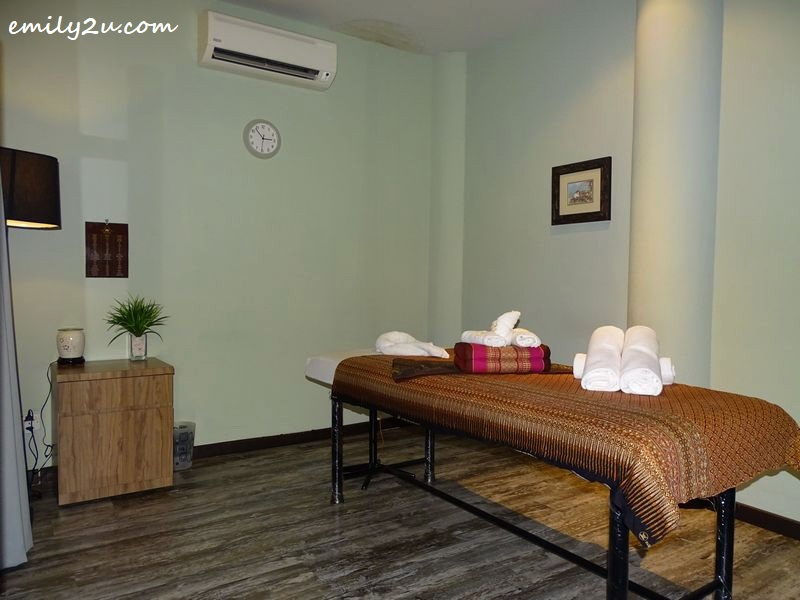 standard treatment room