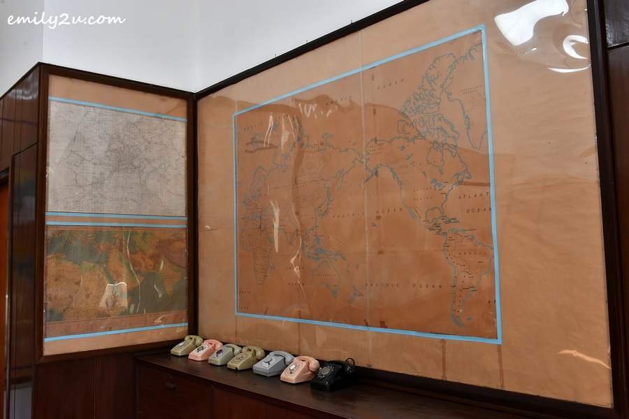 maps document war in the south of Vietnam