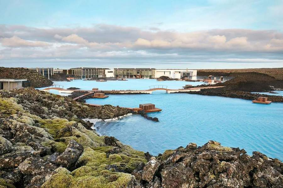 Blue Lagoon Spa, Reykjavik, Iceland