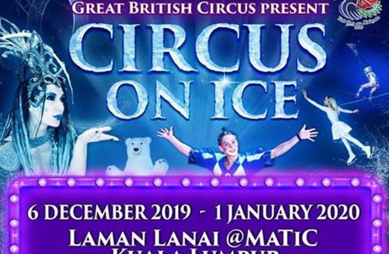 WIN Tickets to Watch Circus On Ice in Kuala Lumpur!