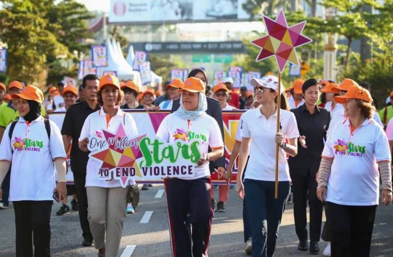 10,000-Strong Crowd at Ipoh Car-Free Day