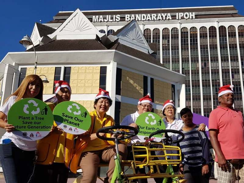 December 2019 Ipoh Car-Free Day