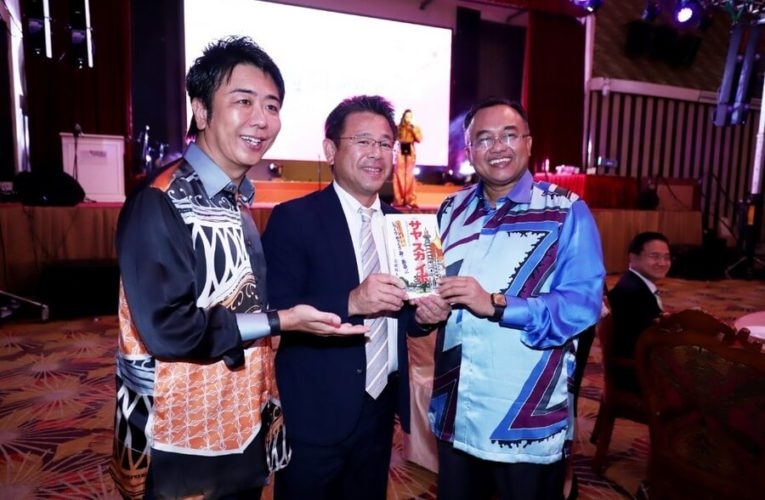Ipoh – Fukuoka 30th Anniversary Gala Dinner