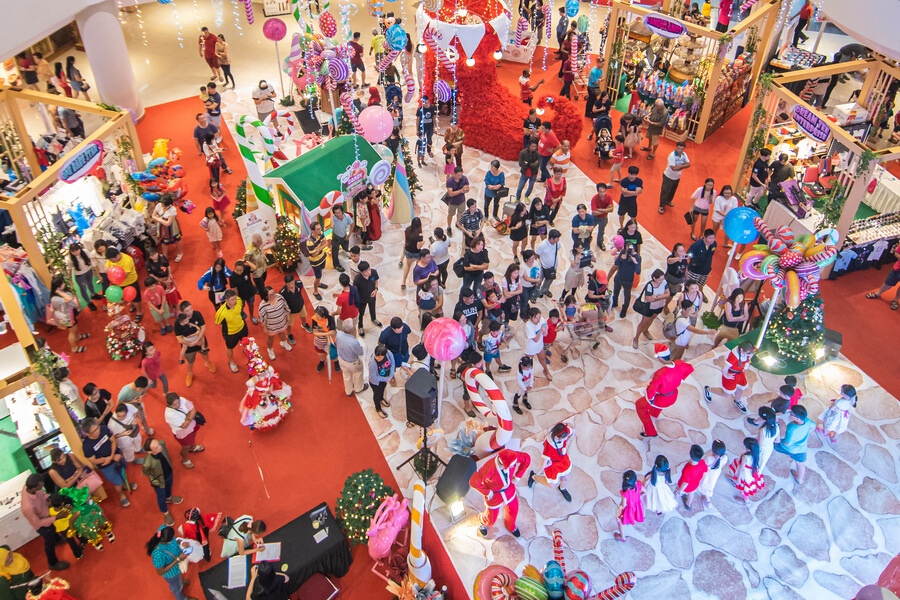 Ipoh Parade has prepared a host of activities to entice shoppers throughout the festive month. Celebrated earlier in the month was the launch of Christmas Festivities at Ipoh Parade with song and dance.