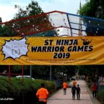 1 ST Ninja Warrior Games