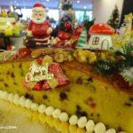 17 Christmas fruit cake