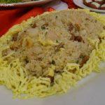 17 Menu C Fried Rice with Seafood