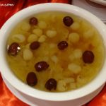 18 Menu C Hot Sweetened Lotus Seeds Lily Bulbs Amber Jelly Snow Lotus Seeds