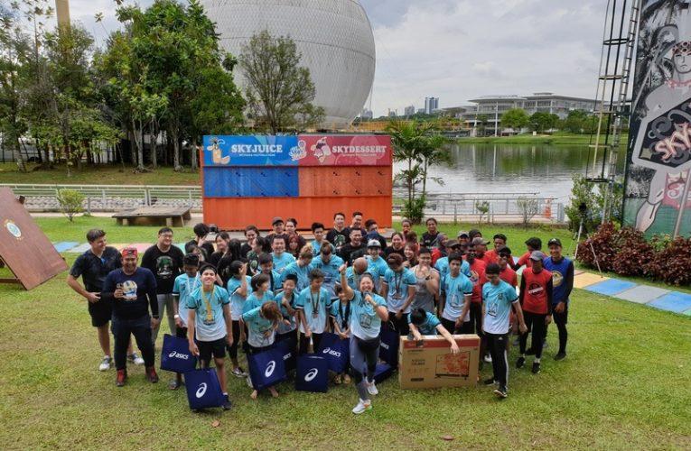 Sushi Tei Olympics – ST Ninja Warrior Games 2019